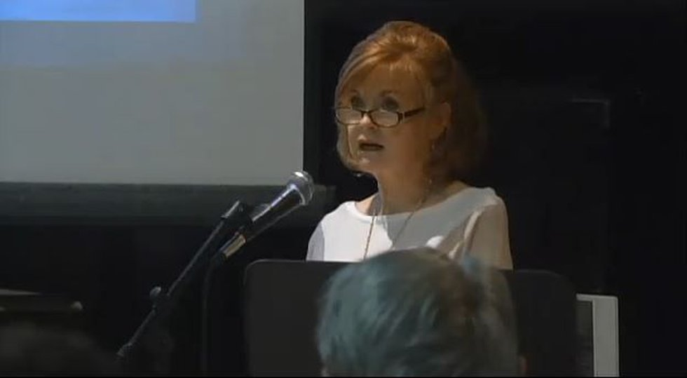 Third grade teacher and 2014 Caddo Parish Teacher of the Year Glynis Johnston opposes Common...