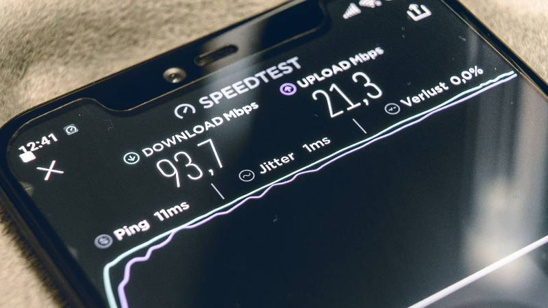 A speed test is a great way to see just what kind of connection you've got with your WiFi.
