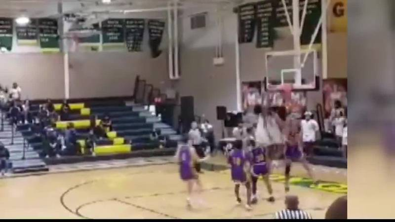 WATCH: Captain Shreve game comes to a shattering end in the 3rd quarter