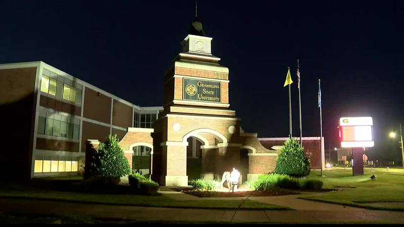 1 person killed, the other wounded in shooting in front of Grambling State's Favrot Student Union