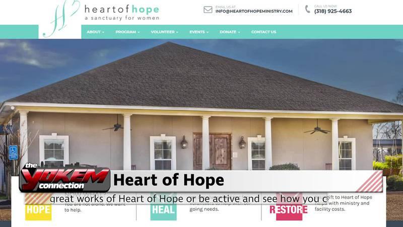 Yokem Connection - Heart of Hope