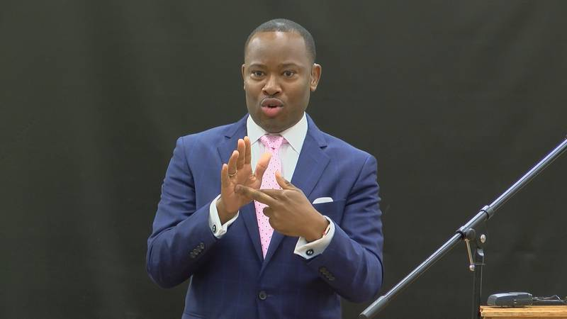 Ernest Garrett III has been selected as the new superintendent for Louisiana's Special School...
