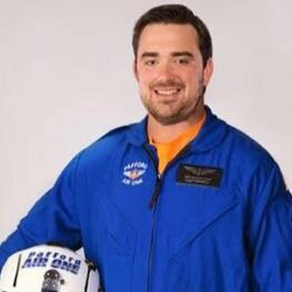 26-year-old Trey Auld was a paramedic who spent a lifetime helping others.
