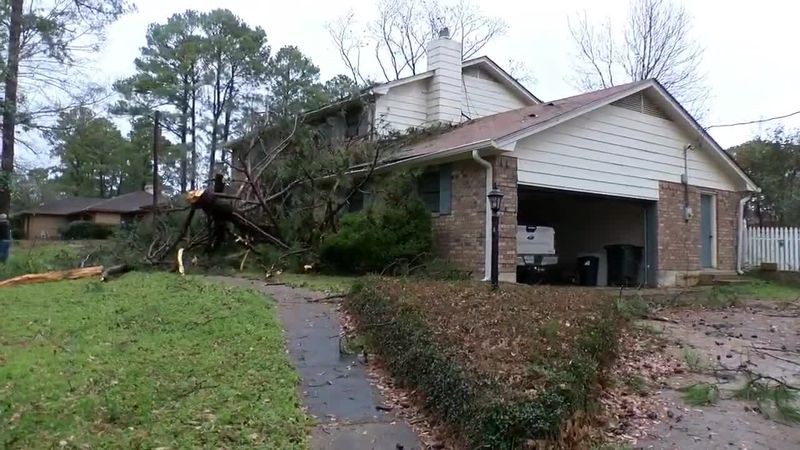 Today, families in East Texas, and across the south, are continuing to clean up messes left...
