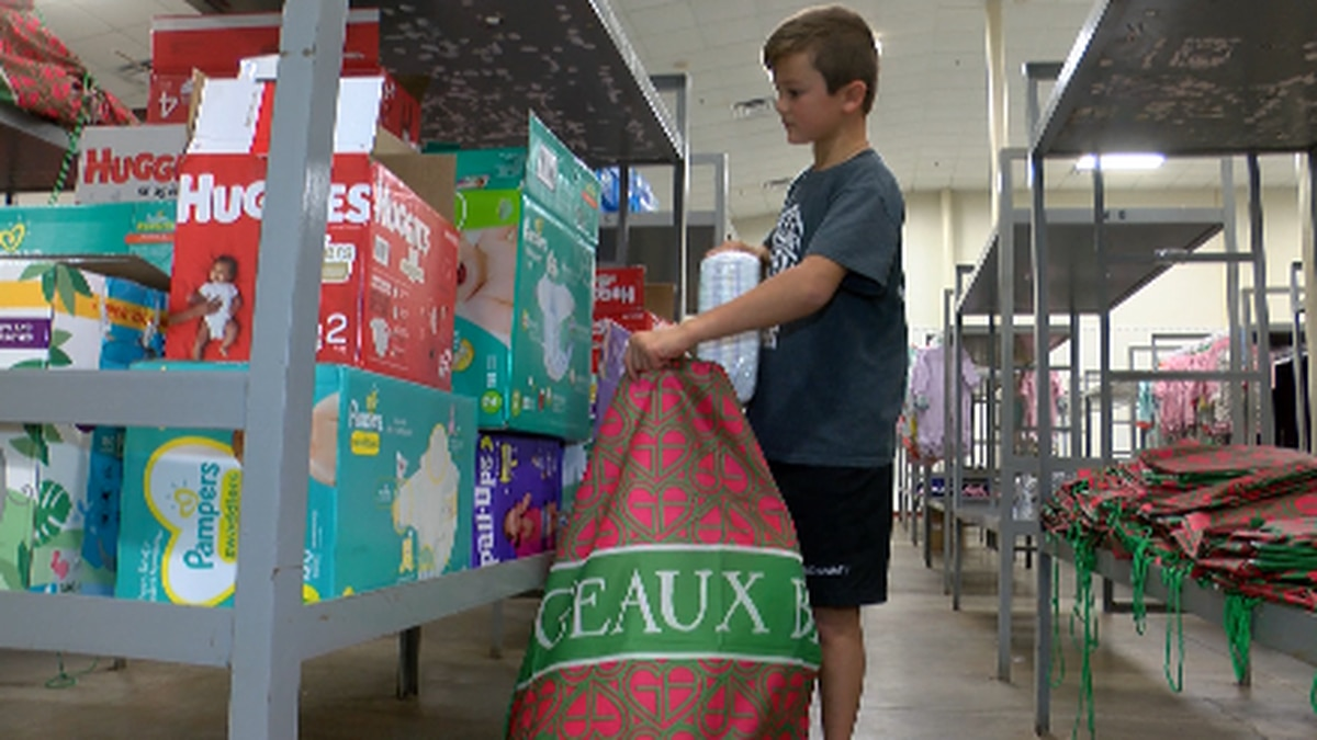 'Geaux 4 Kids,' a Northwest Louisiana non-profit which eases the often frightening transition...