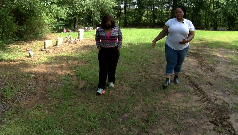 Marie McDonald advocates for families with loved ones buried at Carver Cemetery