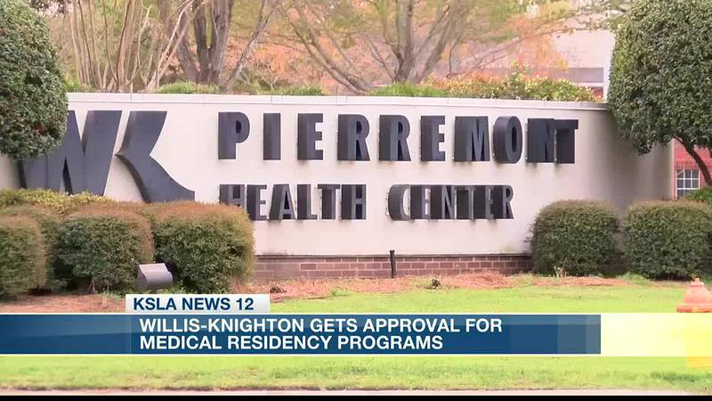 W-K says it's been approved for new physician residence training programs in surgery, internal...