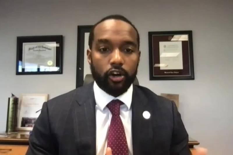 RAW: Mayor Adrian Perkins on new juvenile curfew in Shreveport