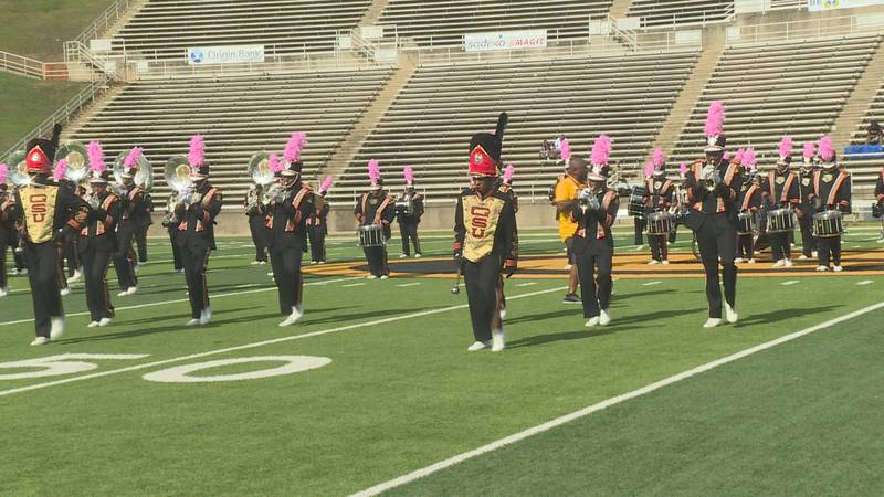 The Tigers band places women in leadership roles