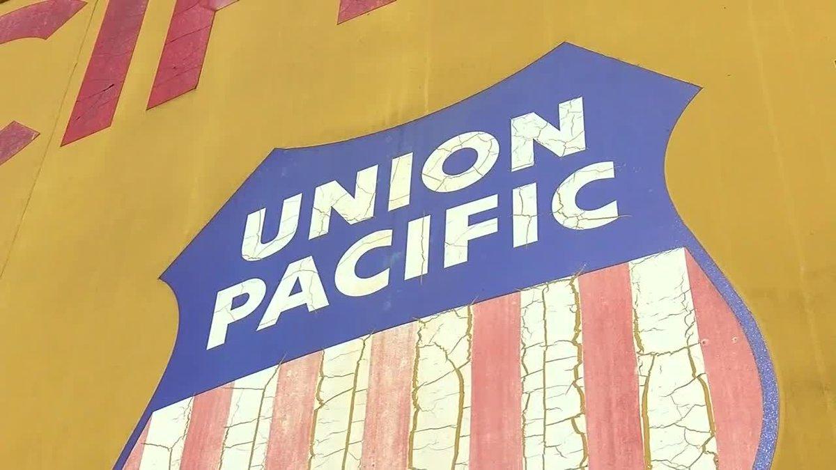 Union Pacific Palestine