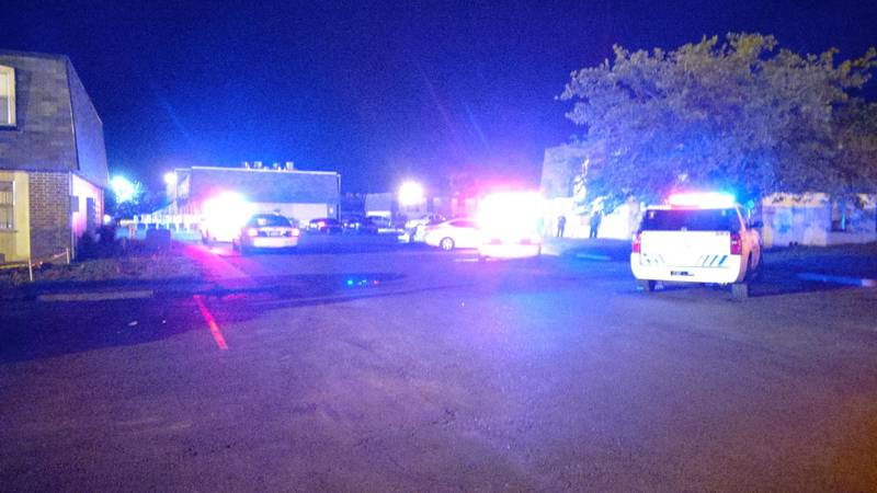 Officers got the call just before 1 a.m. to the 1400 block of Fullerton Street at the Villa...