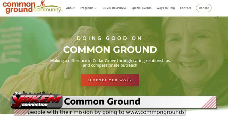 Yokem Connection - Common Ground