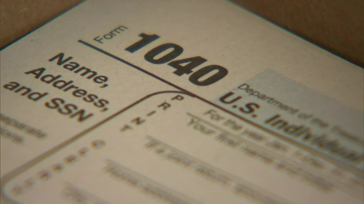 The IRS said the refund average is $1,265.