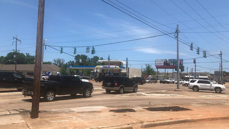 On Sunday, June 20, 2021 at this intersection of Benton Road and East Texas Street, a man...