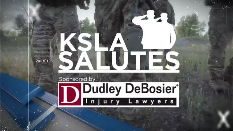 KSLA Salutes: Waldo Cecil, Air Force veteran