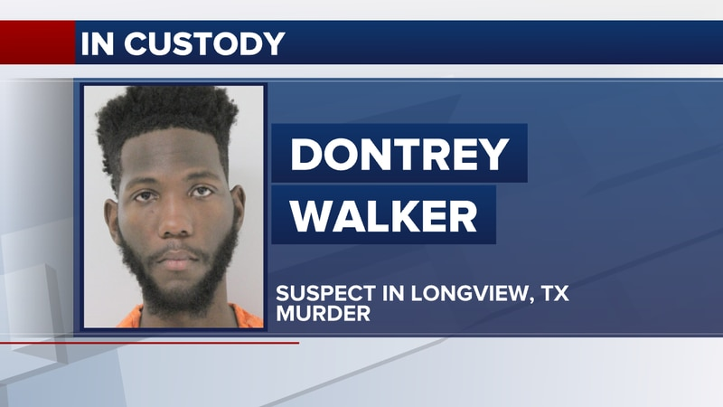 The Huntsville Police Department said Dontrey Walker was wanted for the murder of his...