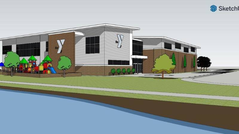 YMCA of NWLA plans for new facility.