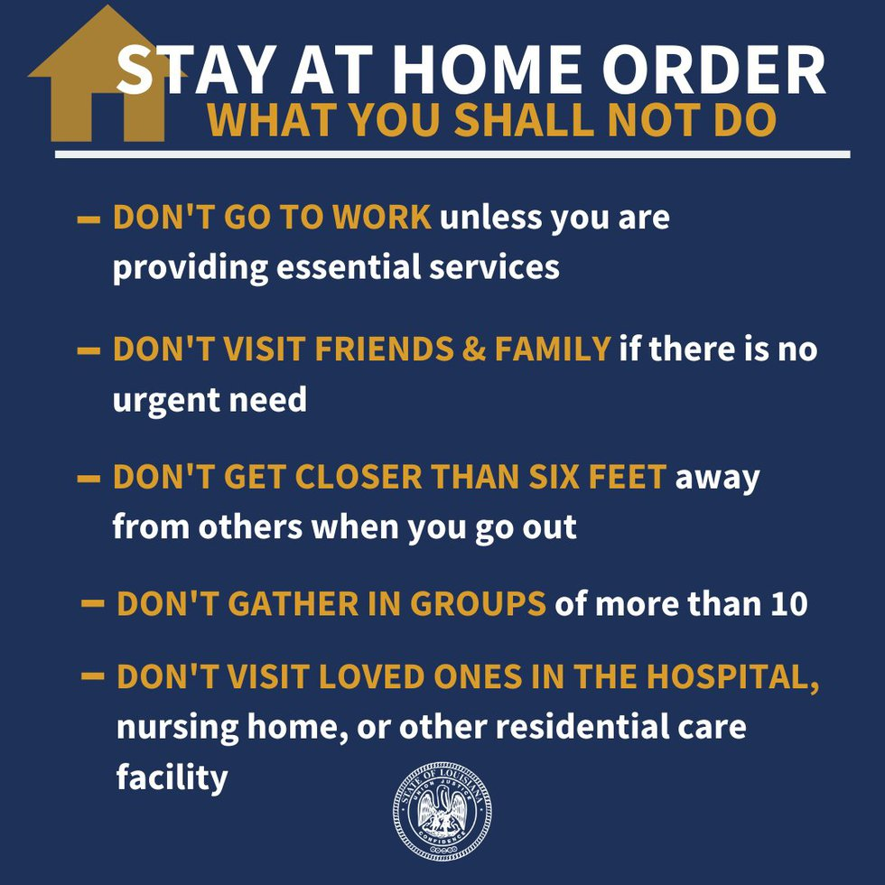 Stay-at-home order