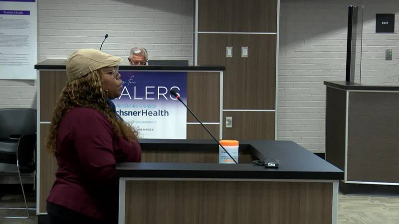 Parent Chandra Baker speaks on how recent violence has impacted her child at Southwood High