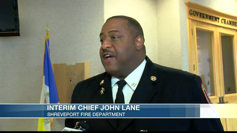Shreveport's interim fire chief to focus on recruiting plus the November bond election