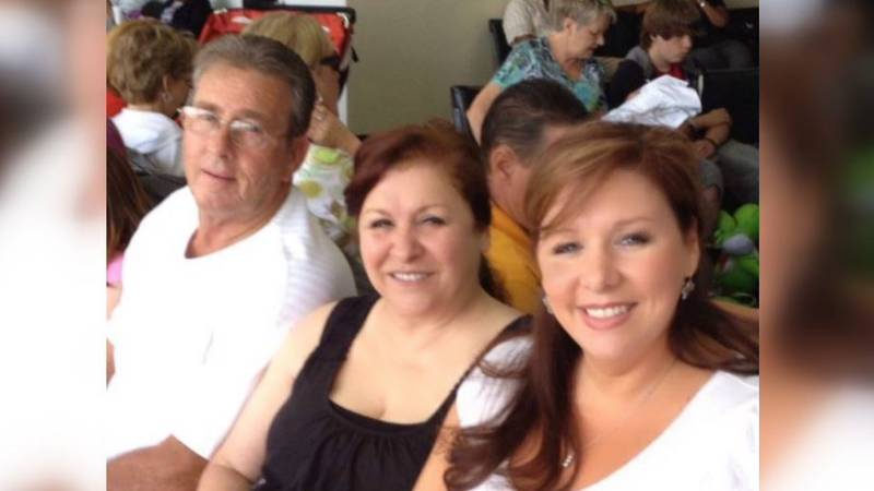 Livingston Parish woman loses both parents to COVID-19 and pneumonia just days a part