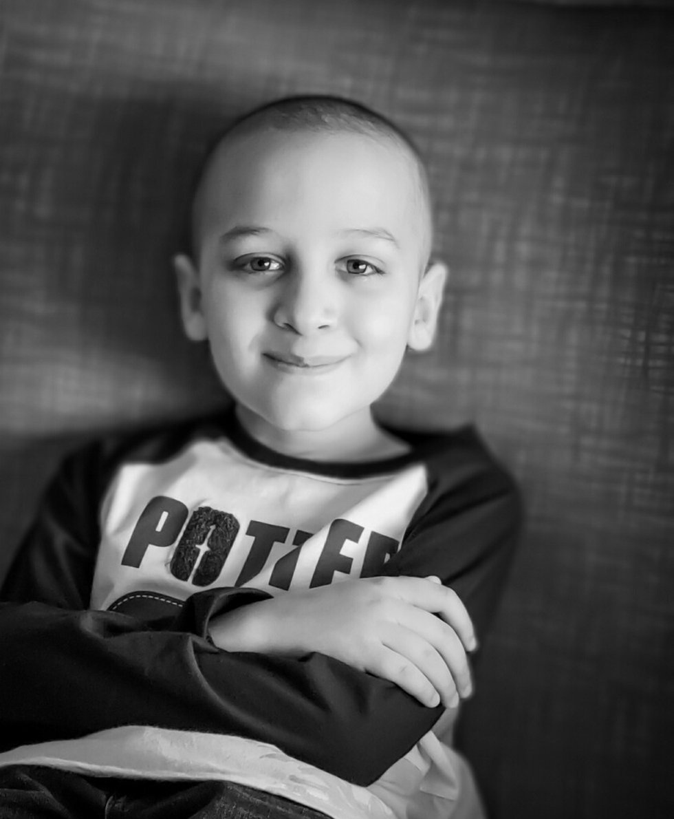 8-year-old cancer survivor Jude Elmore will be honored as one of the 10 Champions of Hope...