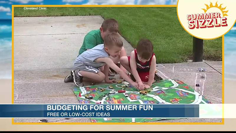 How to budget for summer fun