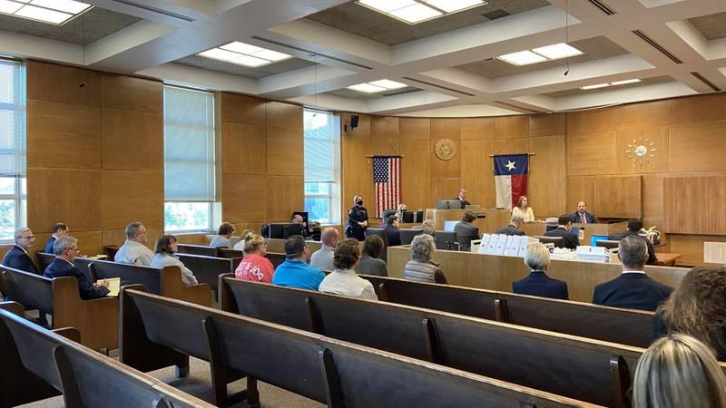 William Davis trial