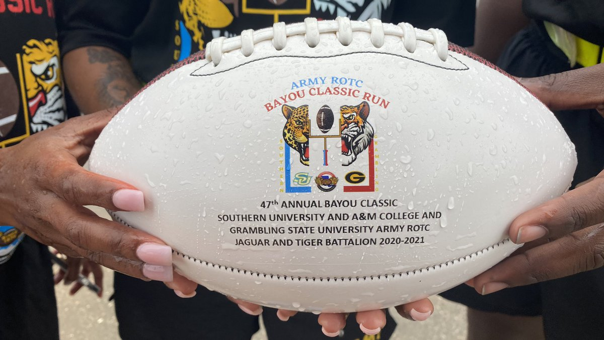 On Friday, April 16, 2021, Grambling State University and Southern University's Army ROTC...