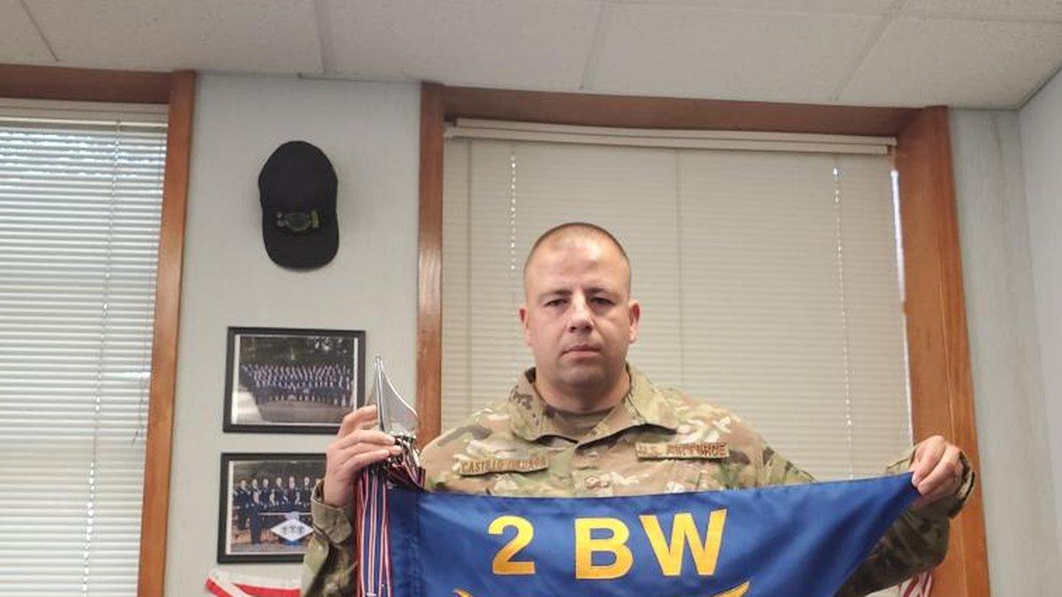 KSLA Salutes: First Sergeant Julio Castillo