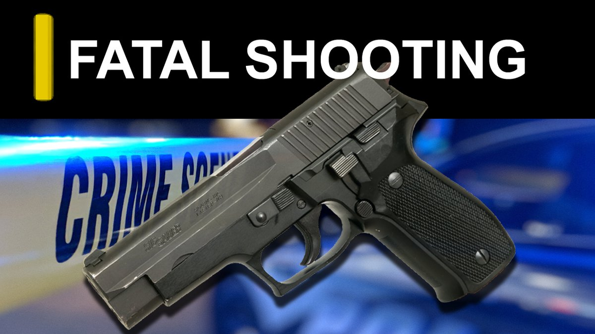 Fatal shooting generic