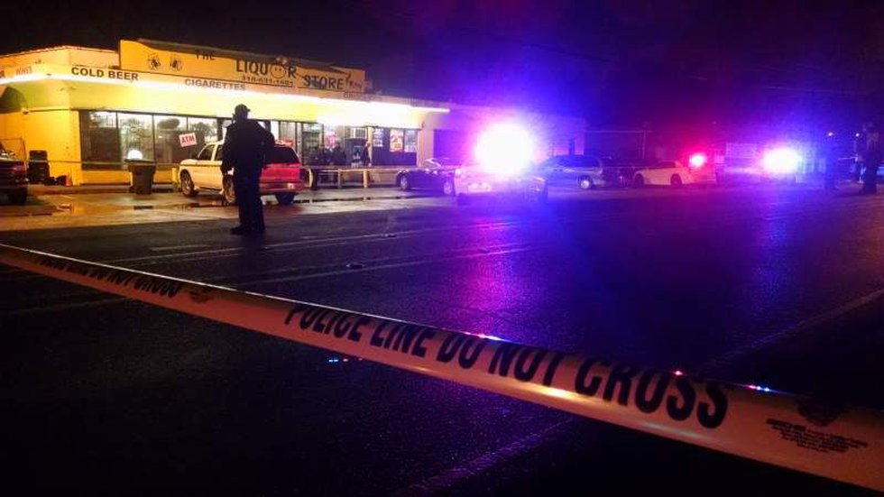 Shooting in the 4900 block of Mansfield Road leaves one dead
