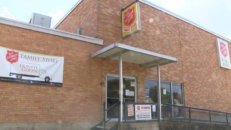 The Salvation Army Family Store will reopen to the public for a one-day sale Friday December...
