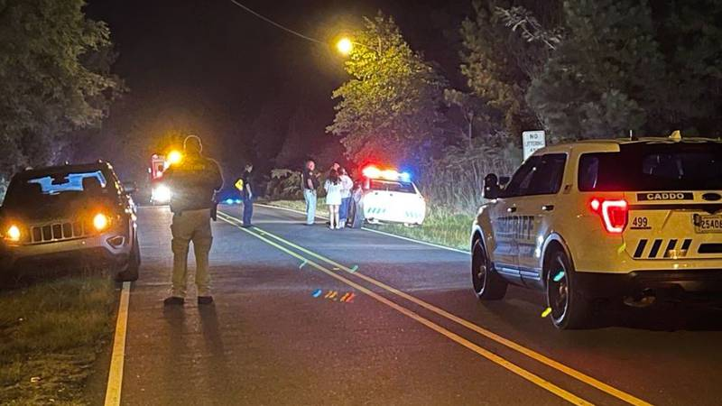 Caddo Parish authorities are investigating a traffic accident that occurred on Wasson Road just...