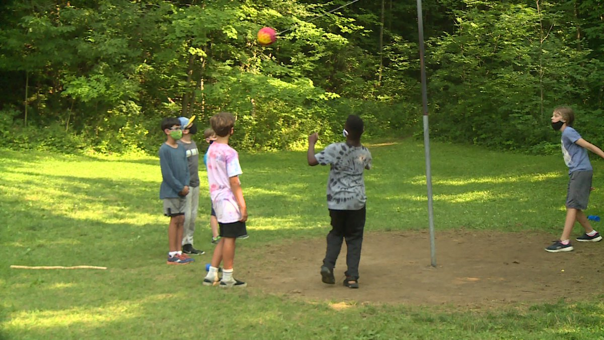 Several states have been hit by COVID-19 outbreaks connected to summer and youth camps. And...