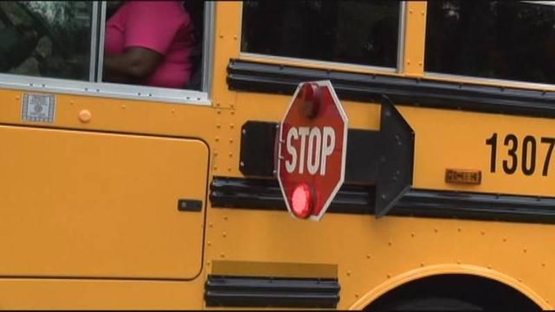 File: Photo of school bus