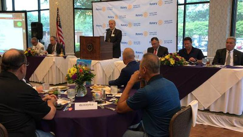 Longview Rotary gives out five Citizen of the Year Awards.