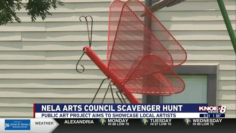 NELA Arts Council hopes scavenger hunt brings excitement to community