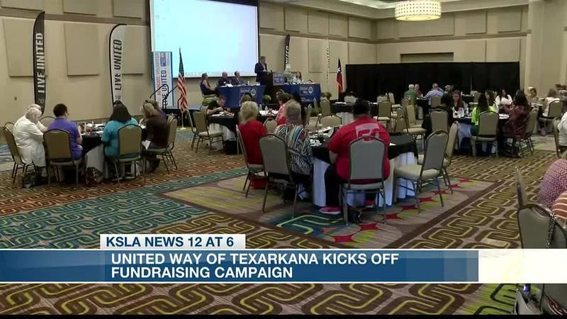 United Way of Texarkana kicks off fundraising campaign
