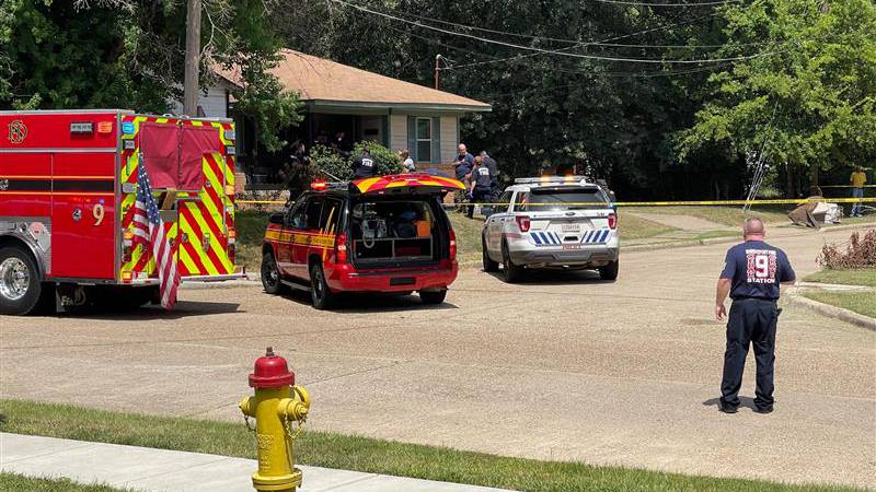 The Caddo coroner's office previously reported that 23-year-old Javoris K. Debouse was mortally...