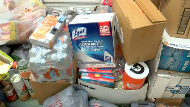 Praise Temple Full Gospel Baptist Cathedral in Shreveport is accepting donations of everything...