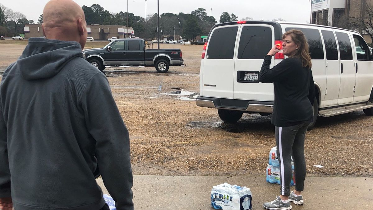 The United Cajun Navy, Summer Grove Baptist Church, and the Shreveport Volunteer Network have...