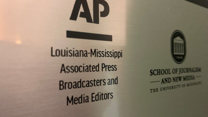 The KSLA team won a combined 6 Associated Press awards, 4 of them first place honors.