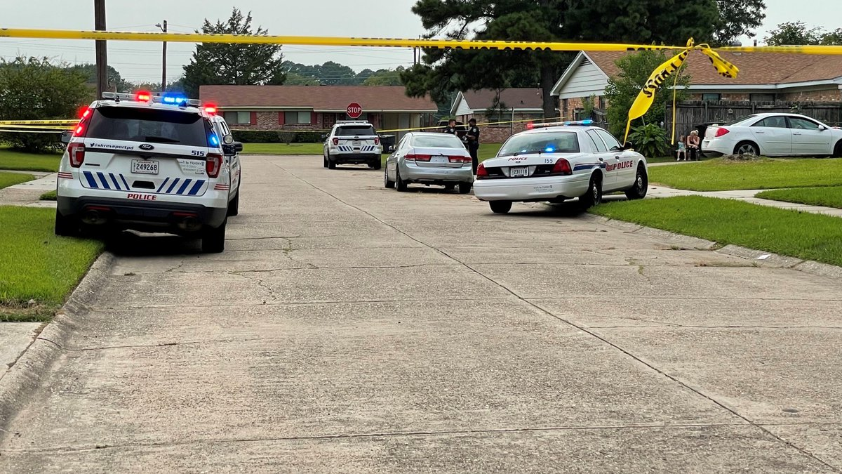 One person was reportedly shot on Woodhaven Lane in Shreveport, La. on Aug. 5, 2021.