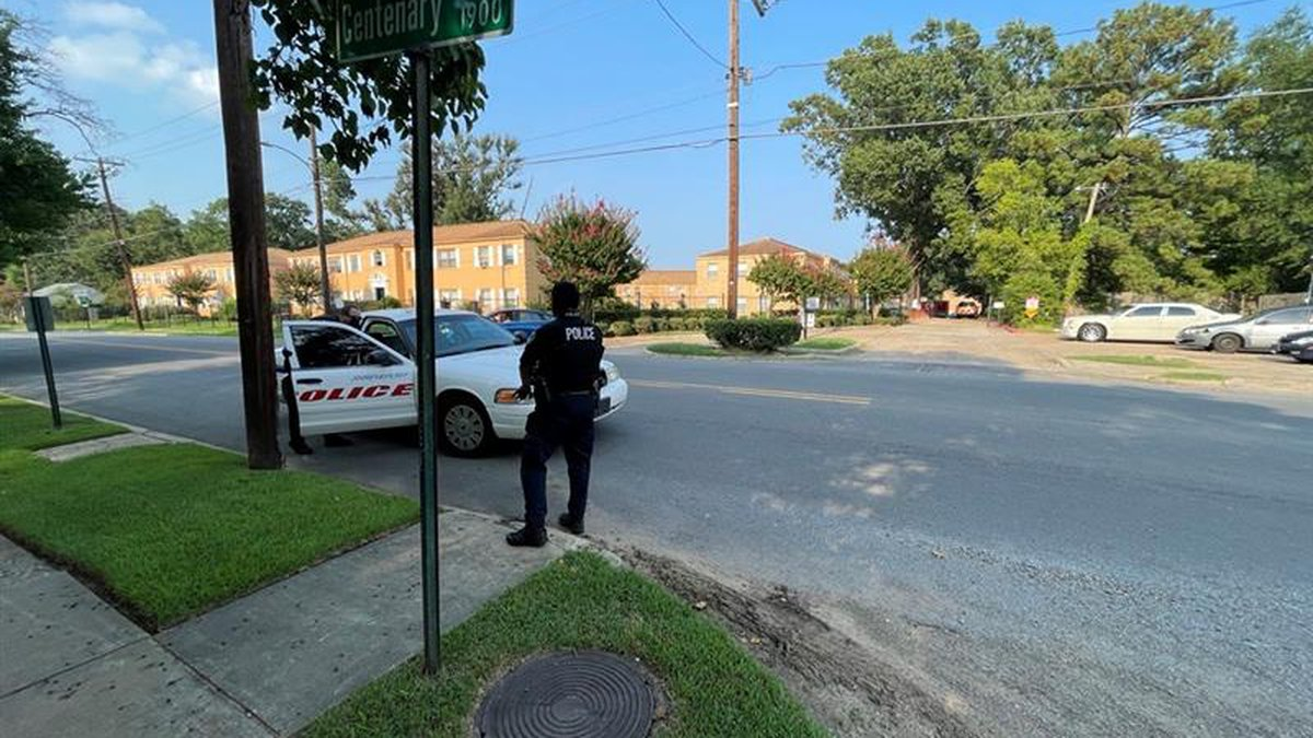 A man has been shot in the arm at Oak Creek Apartments.