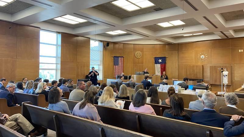 William Davis trial day 8