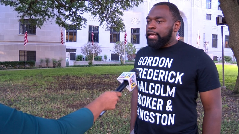 Caddo Commissioner Steven Jackson talks about the importance of Juneteenth.