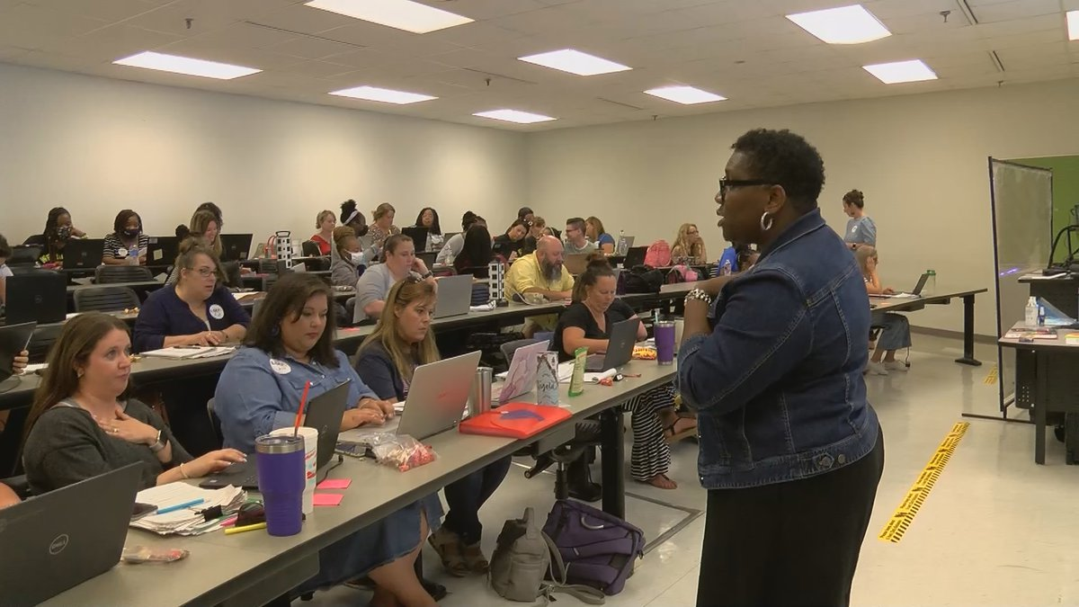 Teachers are working to help students this summer through a program called Accelerate Caddo.