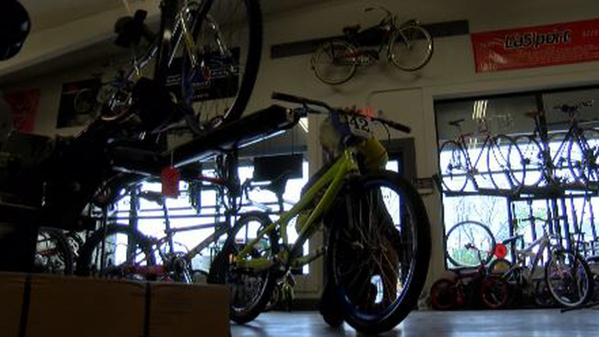 Bike Etc. in Bossier City is still open and serving customers during the coronavirus pandemic.