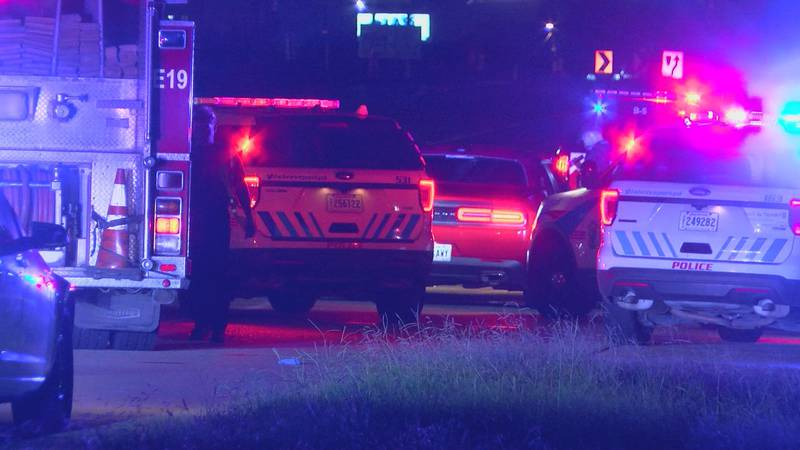 Officers got the call just before 1:20 a.m. to the 1000 block of Bert Kouns Industrial Drive to...